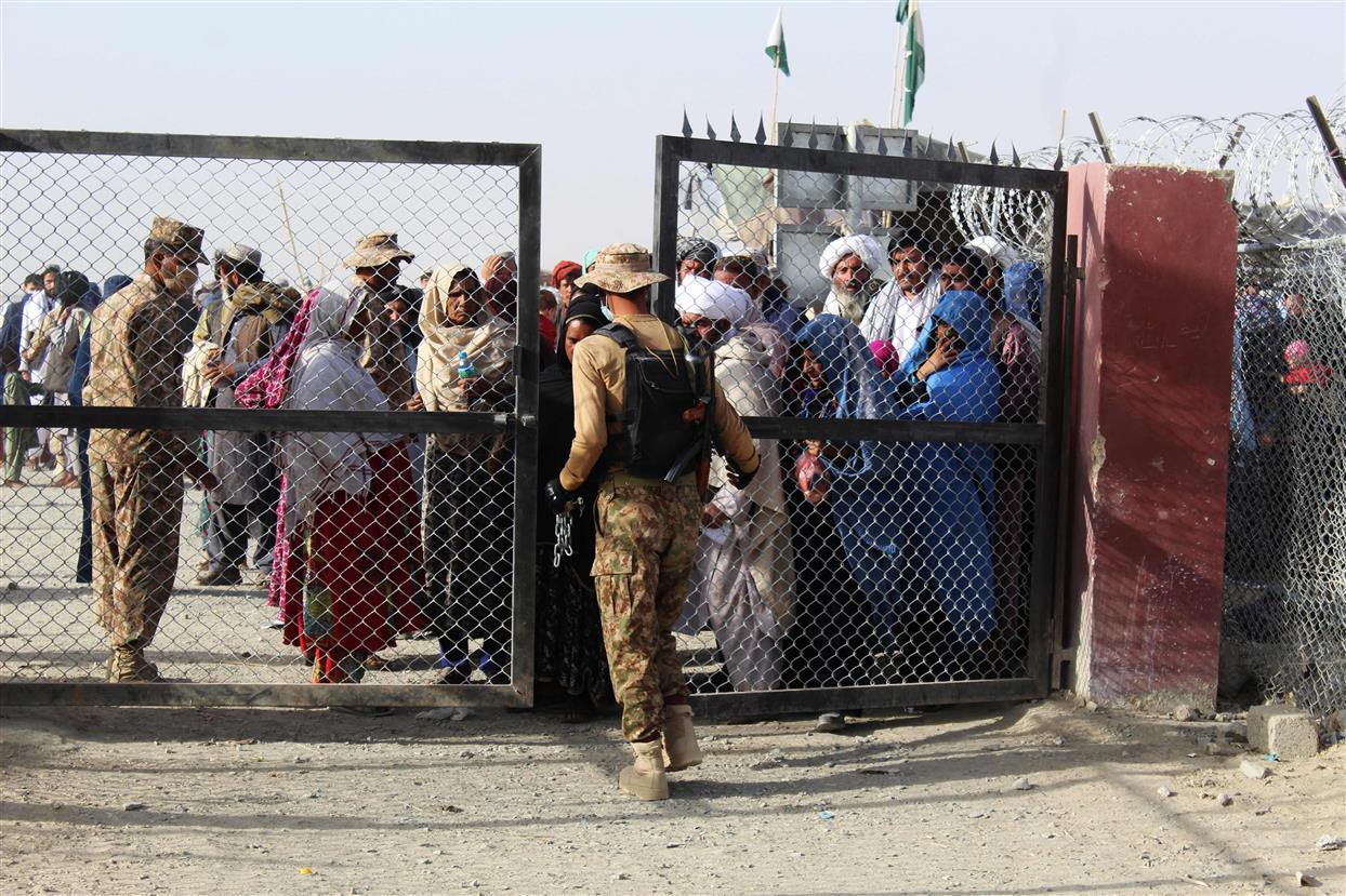 Pak Will 'Assist' Taliban To Form Govt: Bajwa
