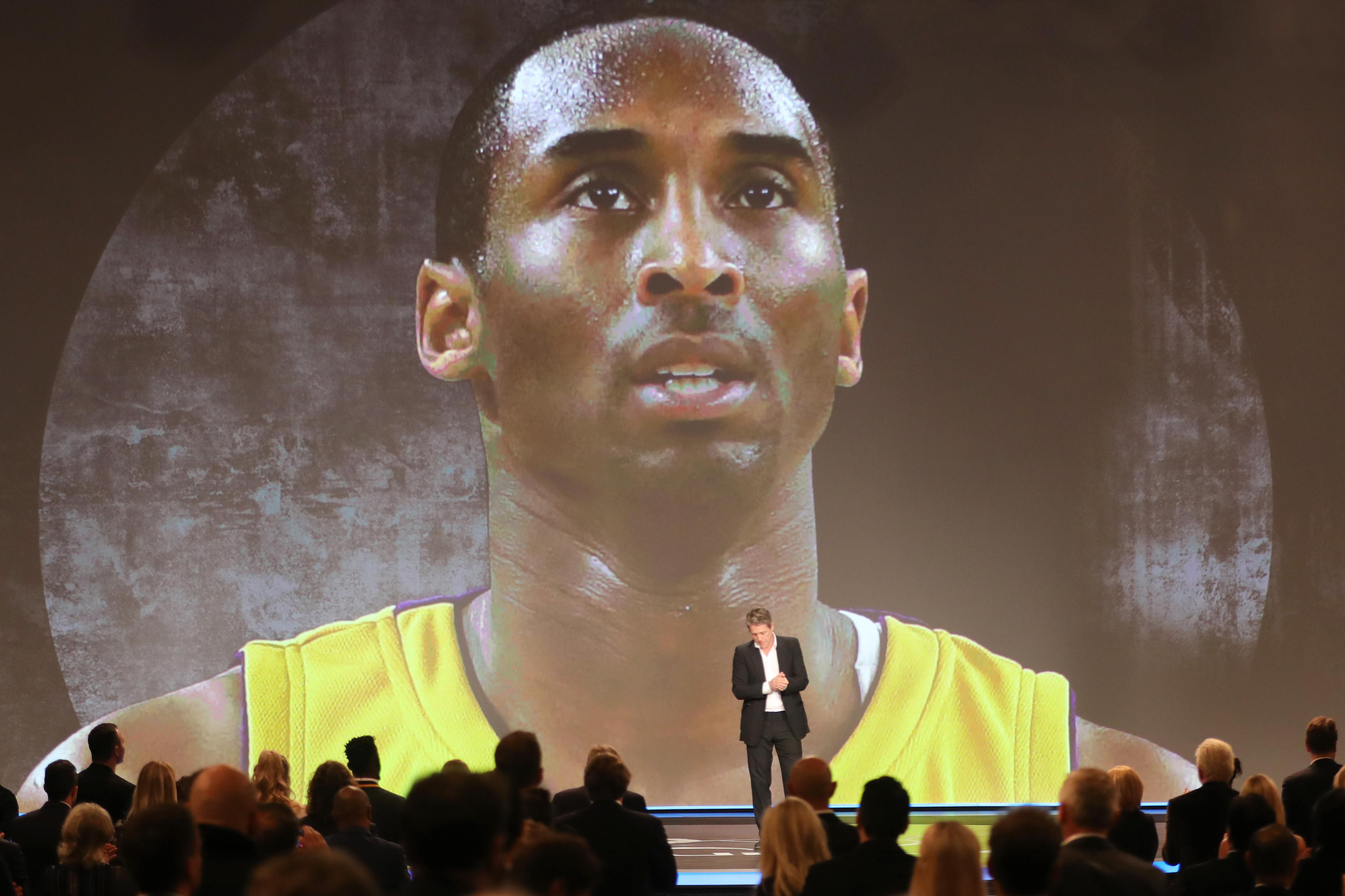 Unseen Kobe Bryant Photos To Be Released As NFTs