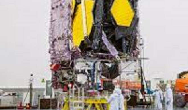NASA's $10 Billion Space Telescope Launch In Dec