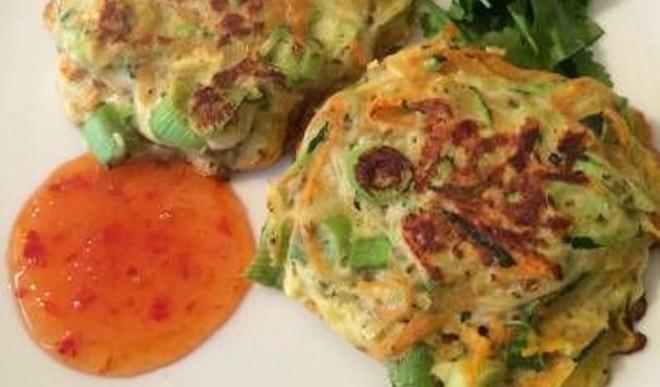 Vegetable Pancake For Rainy Days