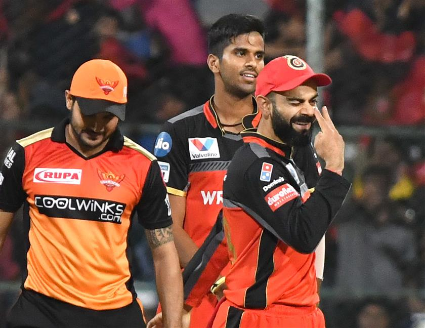 Kohli To Quit RCB Captaincy