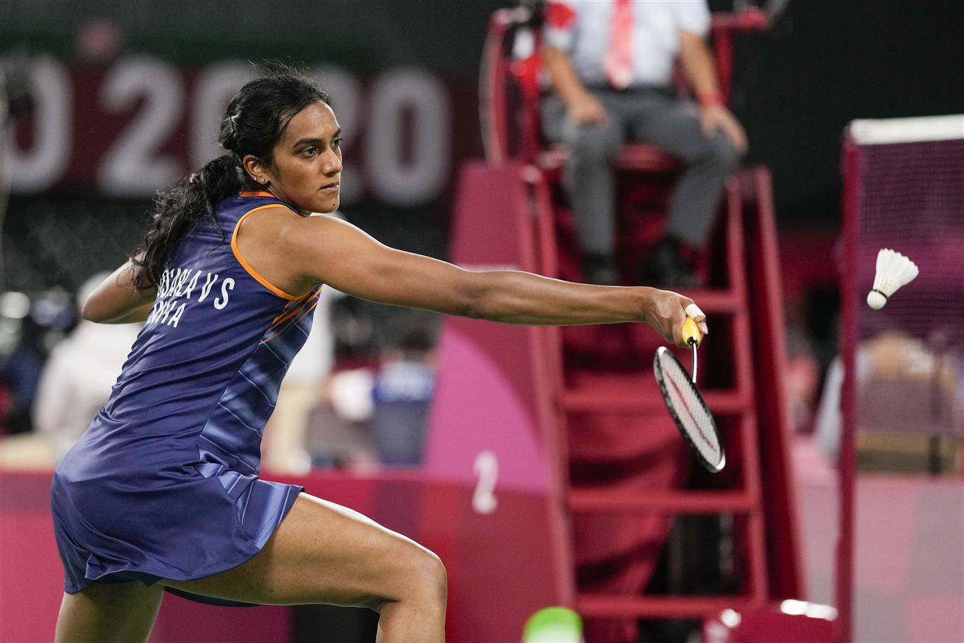 My Racquet Served Noble Cause: Sindhu
