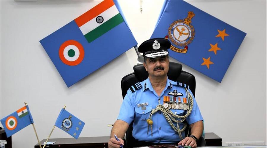 VR Chaudhari Appointed IAF Chief