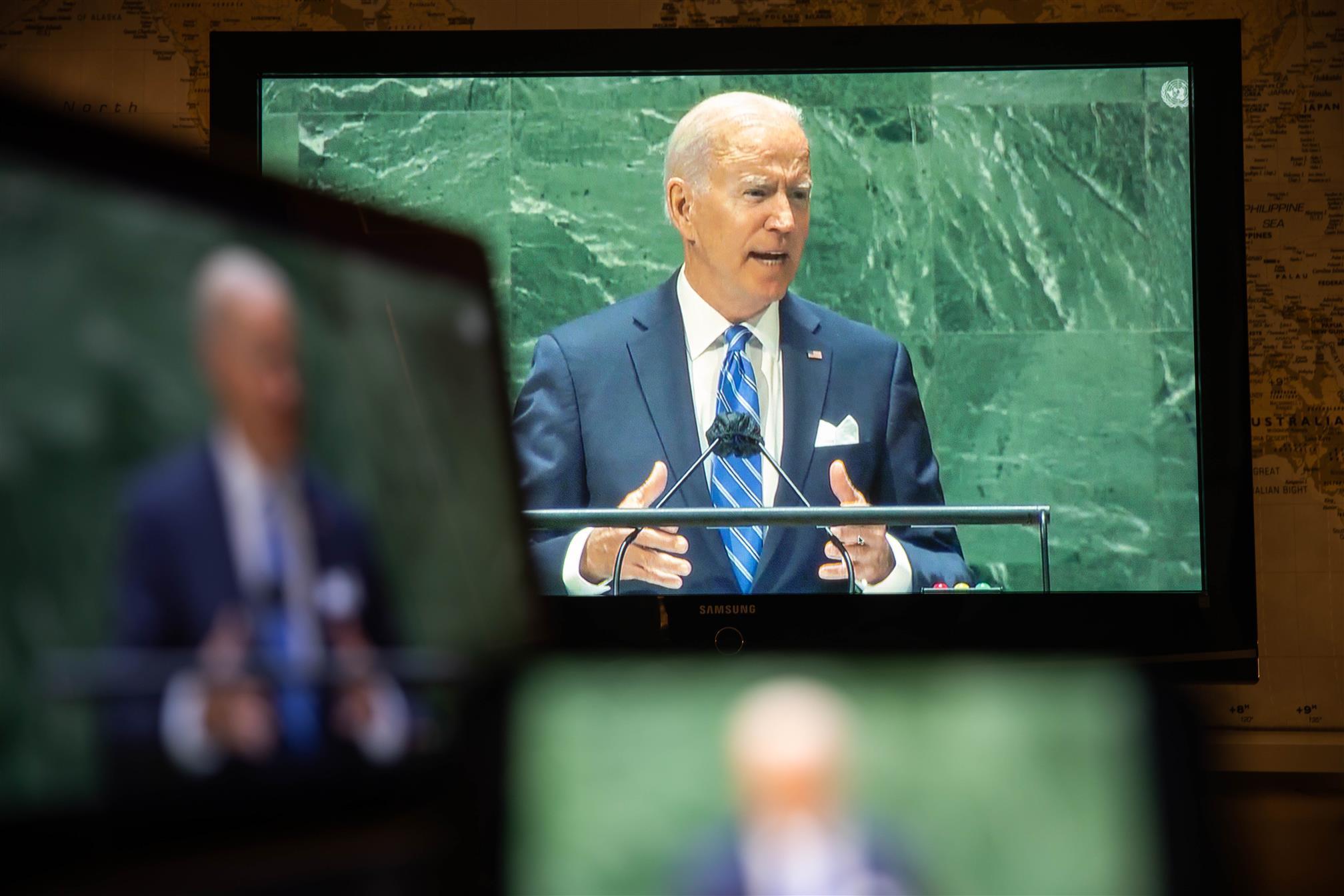 Biden Pledges $10bn To Fight Global Hunger