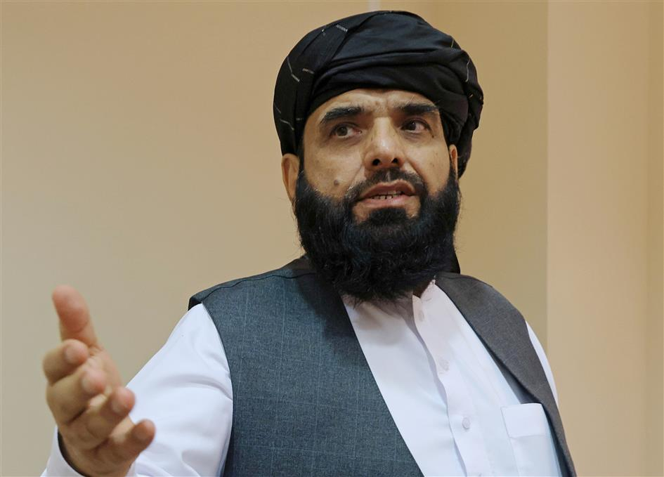 Taliban Writes To UN On Afghan Envoy