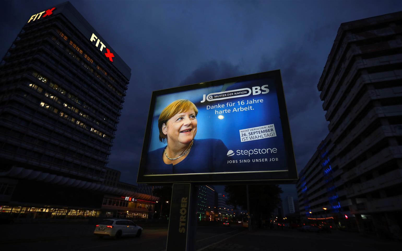 German Polls: End Of Merkel Era?