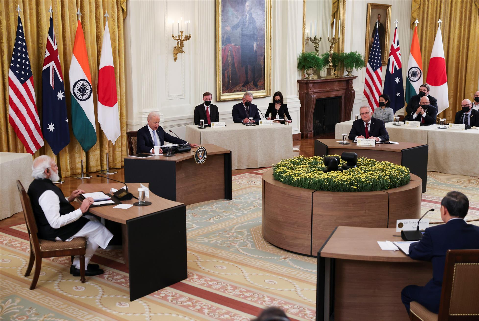 Quad A Force For Global Good: PM