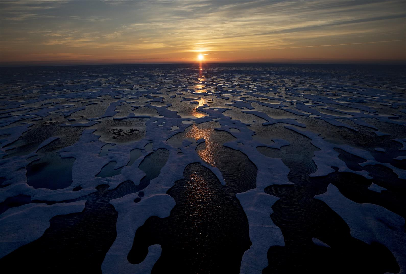 White House Steps Up Work On Arctic Thawing