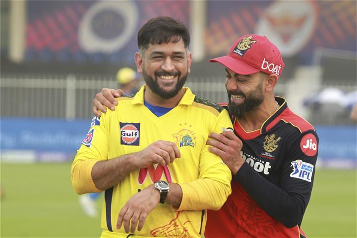 Chennai Top Of IPL After Win Against B'luru