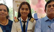 19YO Becomes India's Youngest Commercial Pilot