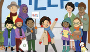 US SC Judge's Pic Book For Kids 'Just Help'