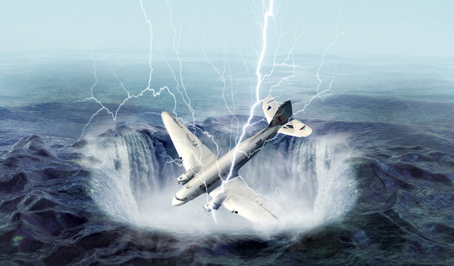 Image result for Bermuda Triangle