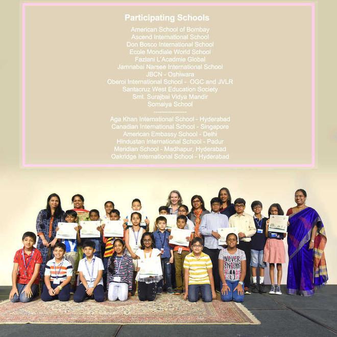 Students vote for 'Best Children's Book'